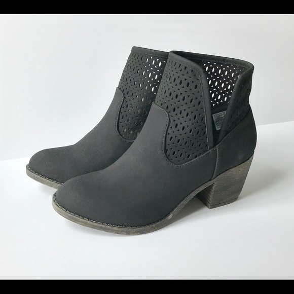 045a2d75b3d Rocket Dog Black Ankle Boots